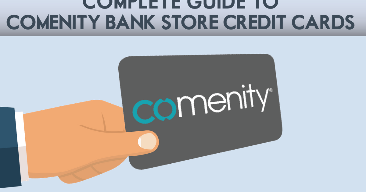 complete guide to comenity bank store cards cardguru. Black Bedroom Furniture Sets. Home Design Ideas