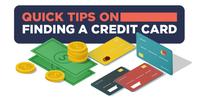 Featured image: Quick Tips for Finding the Right Credit Card