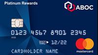 Featured image: ABOC Platinum Rewards Card