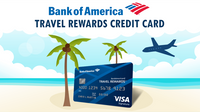 Featured image: Bank of America Travel Rewards Credit Card Review