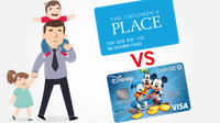 Featured image: Compared: My Place Rewards Credit Card vs. Disney Visa Cards