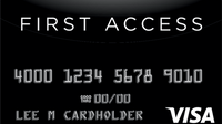 Featured image: First Access Visa® Credit Card