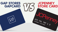 Featured image: The GapCard vs. JCPenney's Store Credit Card