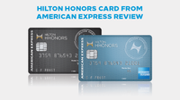 Featured image: Hilton Honors American Express Review