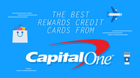 Featured image: The Best Rewards Credit Cards From Capital One