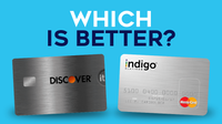 Featured image: Which is better? Discover it Secured vs. Indigo Platinum Mastercard
