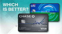 Featured image: Ink Business Cash Credit Card vs. CITI Double Cash Card