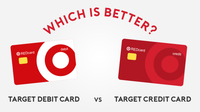 Featured image: Target REDcard Review: Their Debit vs. Credit Card