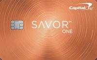 Featured image: Capital One SavorOne Cash Rewards