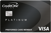 Featured image: Credit One Cash Back Rewards Credit Card