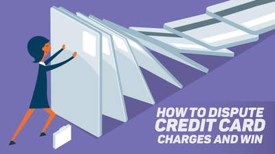 Featured image: How to Dispute Credit Card Charges and Win