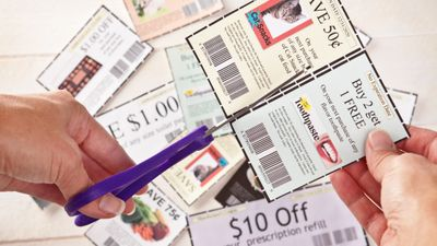 Featured image: Tips for Using Coupons to Save Money