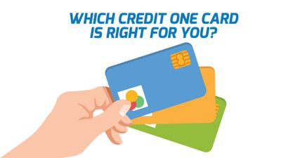 Featured image: Which Credit One Card Is Right for You?