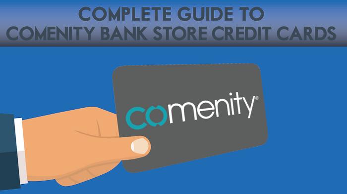 complete guide to comenity bank store cards cardguru. Black Bedroom Furniture Sets. Home Design Ideas