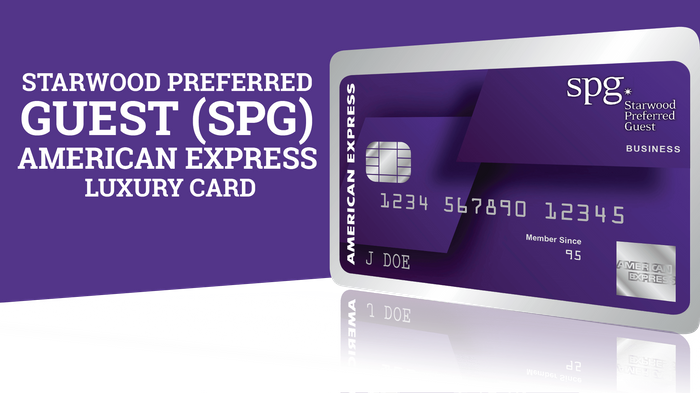 Starwood Preferred Guest American Express Luxury Card Review